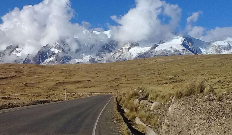 Дорога на Титикаку