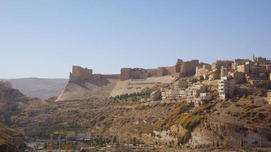 Замок Карак