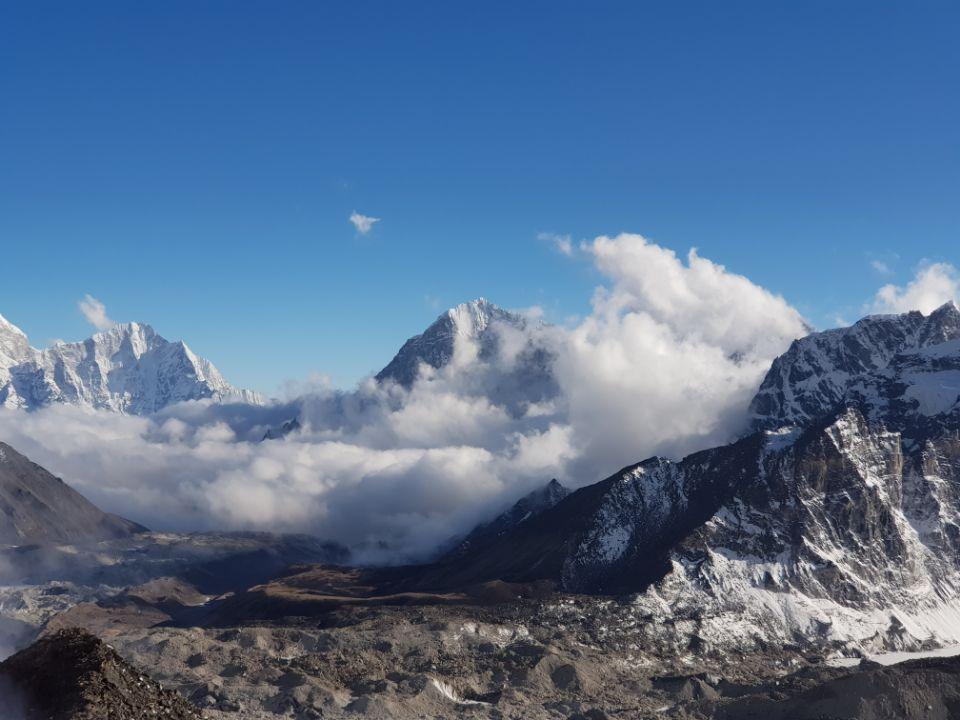 Треккинг к Эвересту