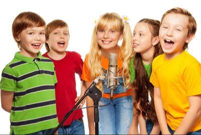 вокал для детей